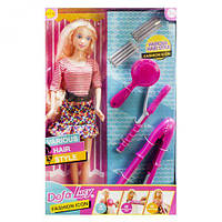 """Кукла """"Defa Lucy: Стилист"""" (кофта в полоску), куклы,игрушки для девочек,детские игрушки,пупс,куклы для девочек"""
