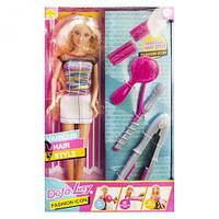 """Кукла """"Defa Lucy: Стилист"""" (цветная кофта), куклы,игрушки для девочек,детские игрушки,пупс,куклы для девочек"""