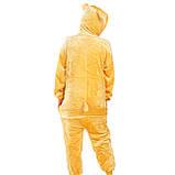 Кигуруми пижама детская Медведь цельная комбинезон для детей, фото 3