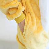 Кигуруми пижама детская Медведь цельная комбинезон для детей, фото 6