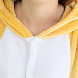 Кигуруми пижама детская Медведь цельная комбинезон для детей, фото 7