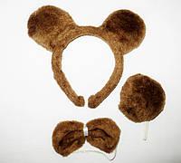 Набор медвежонка коричневый
