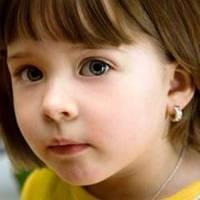 Прокол ушей с сережками (безопасный и безболезненный)