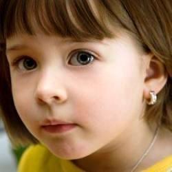 Прокол ушей с сережками (безопасный и безболезненный), фото 1