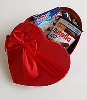 Подарочный набор Love is | Подарочный бокс | Подарок для влюбленных | Подарок ко Дню Святого Валентина, фото 1