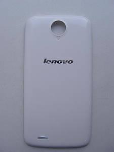Задняя панель корпуса (Крышка) Lenovo S820 (Белая)
