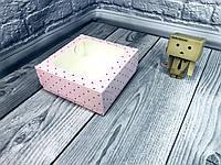 *10 шт* / Коробка под зефир / *h=6* / 150х150х60 мм / печать-Стиль / окно-обычн / лк, фото 1