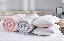 Одеяла, подушки, наматрасники