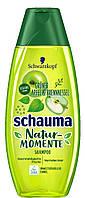 Шампунь Schauma Nature Moments Зеленое Яблоко-Крапива  для нормальных волос 400 мл