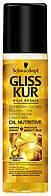 Экспресс-кондиционер Gliss Kur Oil Nutritive для длинных волос с секущимися кончикам 200 мл