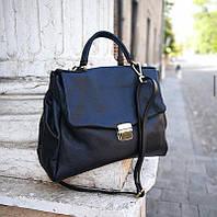 Женские итальянские кожаные сумки сумка через плечо женская  df265f265, фото 1
