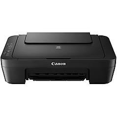 МФУ CANON PIXMA E414 принтер, сканер, копір струменевий для офісу та дому