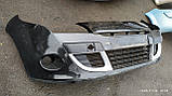 Бампер передний Рено Меган 3 (хэтчбек) б/у, фото 4