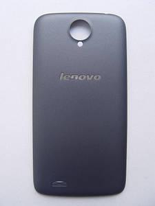 Задняя крышка Lenovo S820 серая