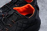 Кросівки чоловічі Merrell чорні з помаранчевим, фото 3