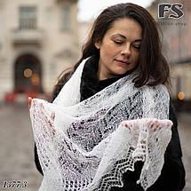 Женский стильный палантин- паутинка Руслана, фото 3