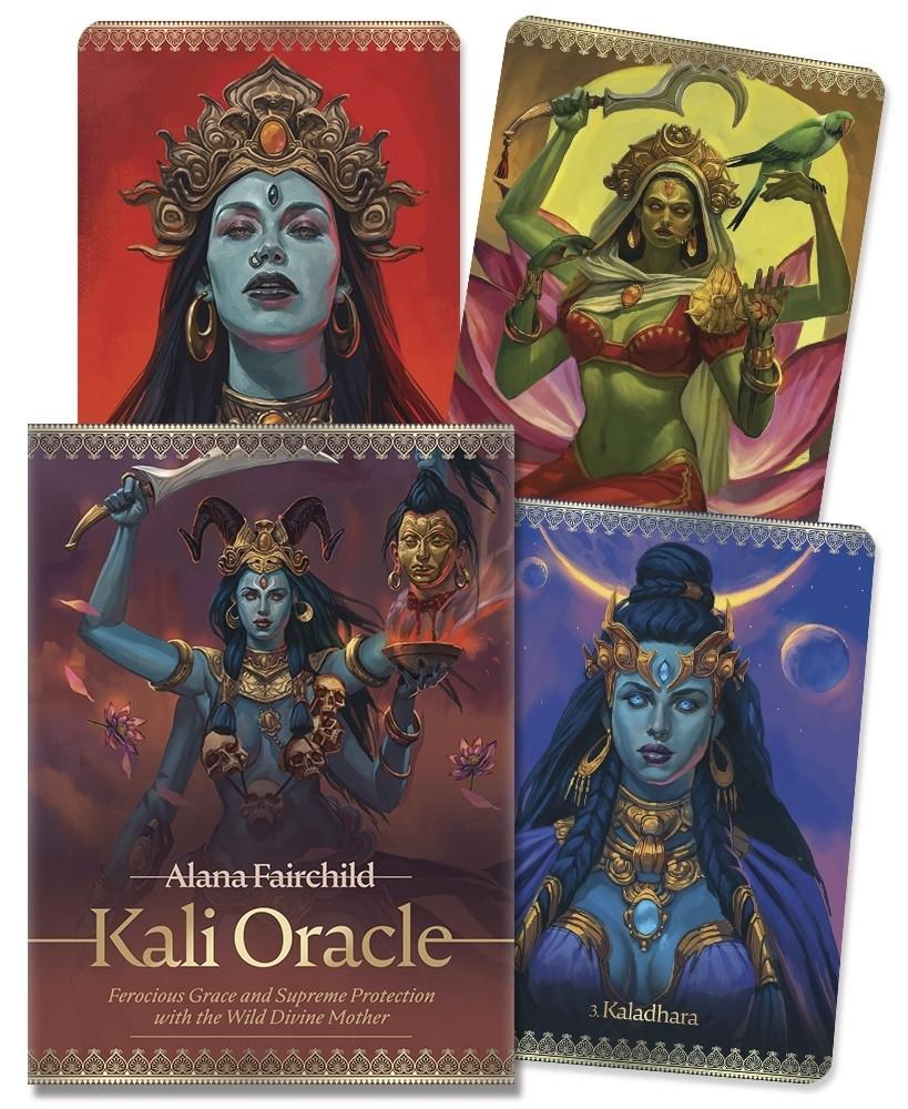 Kali Oracle/ Оракул Калі
