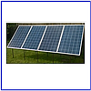 Солнечная станция 440W12V для пасеки