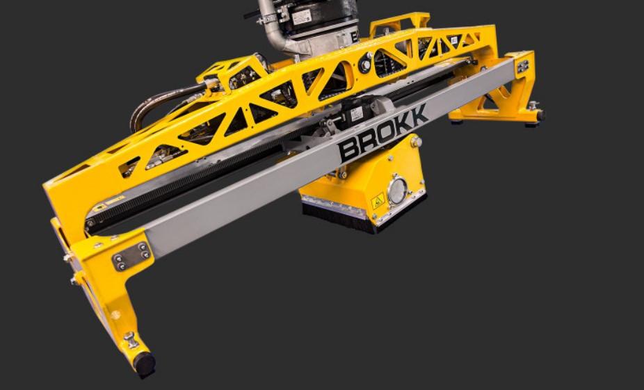Ножницы по металлу Brokk MC200