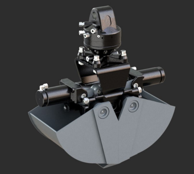Грейферный ковш Brokk C05HPX-40