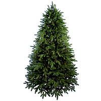 Новогодняя Искусственная Елка «Санта-премиум — 2» 1,2 м | 120 см. из пластика, фото 1