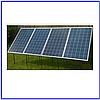 Солнечная станция 330W12V для пасеки