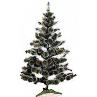 Новогодняя Искусственная Сосна «Классическая Иний» 2.2 м | 148 см., фото 1