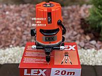 Уровень лазерный нивелир Lex LXNL01 + тринога, фото 1