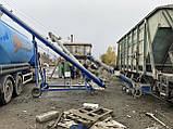 Оборудование для разгрузки цемента из вагонов-хопперов передвижной (мобильный), фото 2