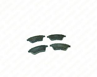 Дискові гальмівні колодки (передні) на Renault Kangoo (4x4) 1997->2008 - AutoTechteile - 5040183