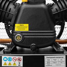Компрессор поршневой 3-х цилиндровый INTERTOOL PT-0040, фото 3