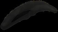 JS125-6C Пластик крыло переднее Jianshe - QC3-930501-2