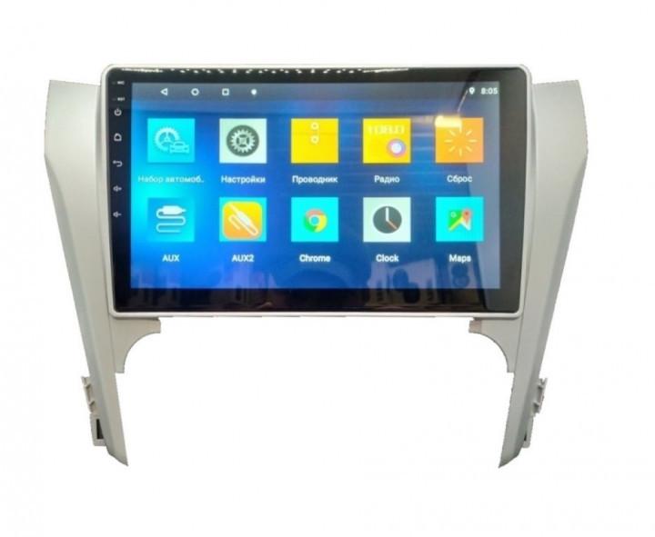 "Автомагнитола штатная Toyota Camry V50 2012-2014 10"" Android 10.1  (4/32Гб)"