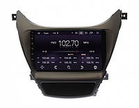 "Автомагнитола штатная Hyundai Elantra 2011-2013 9"" Android 10.1 (4/32Гб)"
