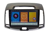 """Автоагнитола штатная Hyundai Elantra 2008-2011 9"""" Android 10.1 (4/32Гб)"""