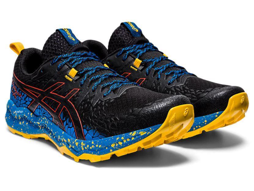 Кроссовки для бега Asics FujiTrabuco Lyte 1011A700-002