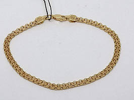 Золотий браслет (Бісмарк). Артикул 77958-7-5/01 19,5