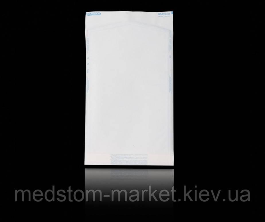 """Самоклеющиеся пакеты """"Eurosteril Pouches"""" 19х33 см. Упаковка 200 шт."""