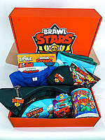 "Набор Brawl Stars Box ""Мега Ящик Maxi box"" Бравл Старс Бокс"