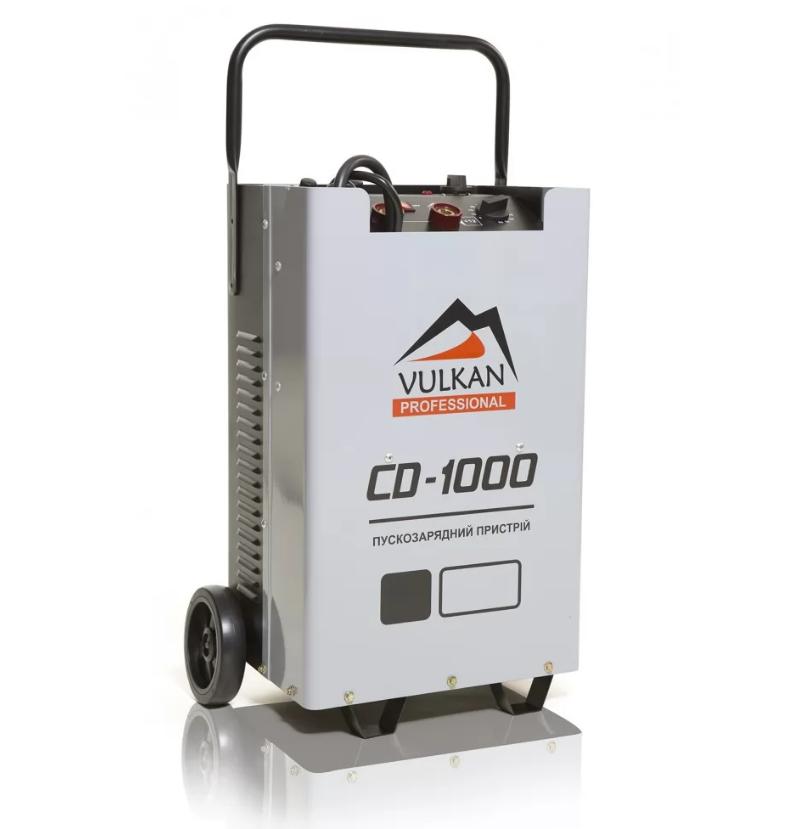 Пуск-зарядное устройство Vulkan CD-1000, 1000 Ah (CD1000)