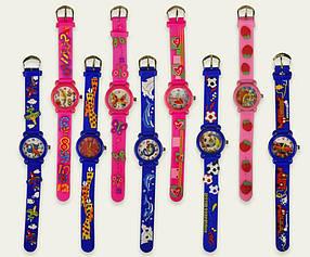 Дитячі наручні годинники, 9 видів, 4243