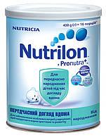 Суміш молочна Nutrilon передчасний догляд вдома з народження, 400 г