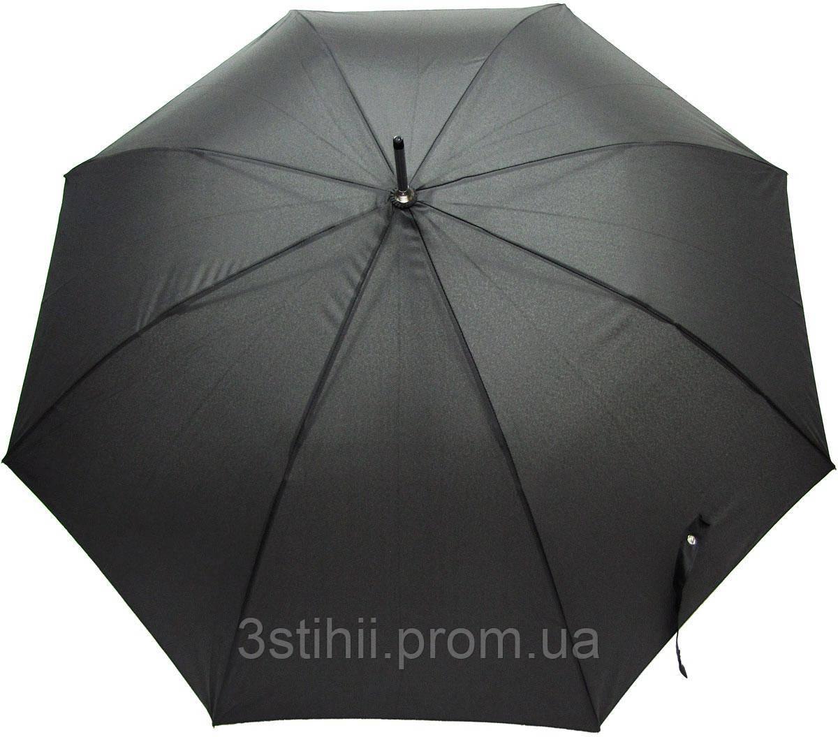 Зонт-трость Doppler 740167-3 полуавтомат Черный