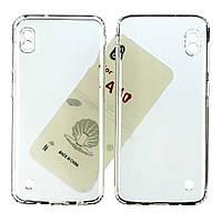 Чехол силиконовый KST для Samsung A105 A10 прозрачный
