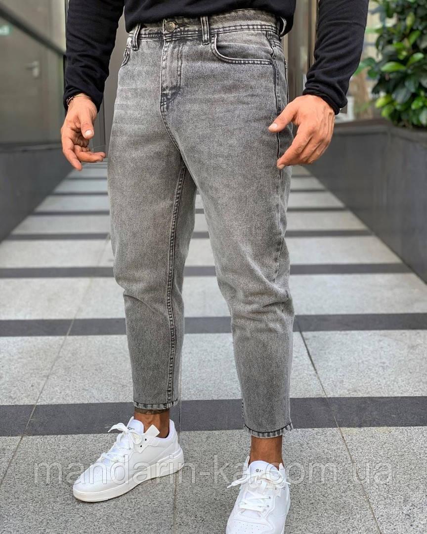 Стильные мужские  джинсы МОМ