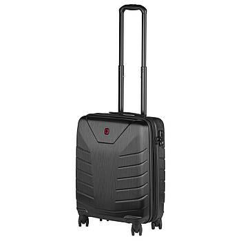 Пластиковый дорожный чемодан 39х55см на колесах Wenger Pegasus Малый 4 колеса (610118)