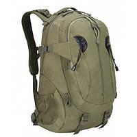 Рюкзак армейский туристический на 35л, рюкзак PROTECTOR S412 Оливковый, рюкзак военный тактический для туризма