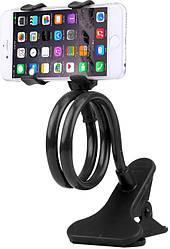 Гибкий держатель для телефона Flexible Black