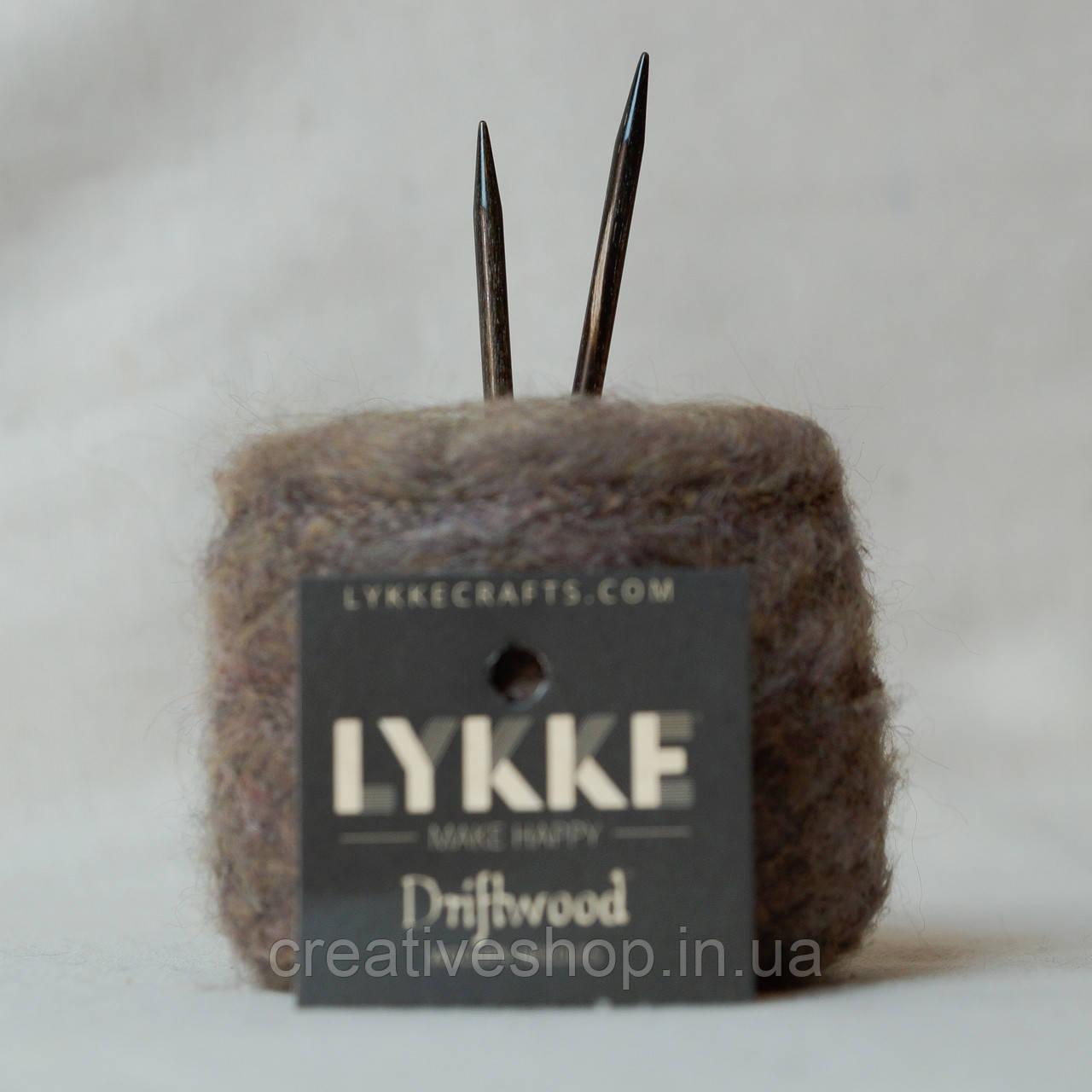 Съемные стандартные спицы Lykke Driftwood 5