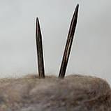 Съемные стандартные спицы Lykke Driftwood 5, фото 2